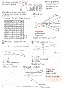 Geometria Descritiva - Plano
