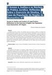 O acesso à Justiça e os Núcleos de Práticas Jurídica: reflexões sobre o exercício de direitos, o caso da população de Diamantino-MT