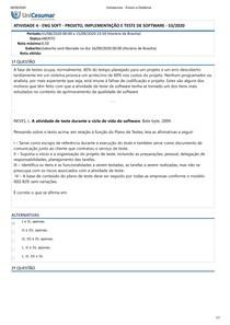 ATIVIDADE 4 - ENG SOFT - PROJETO, IMPLEMENTAÇÃO E TESTE DE SOFTWARE - 53-2020