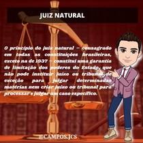 Princípio do Juiz natural