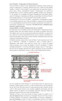Arcos Triunfais - Compreenda este Tema Construtivo