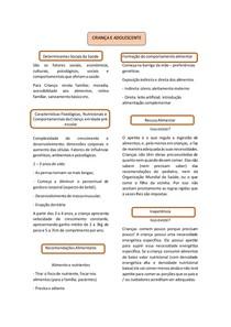 CRIANÇA E ADOLESCENTE - PARTE 1