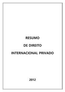 Resumo_de_Direito_Internacional_Privado