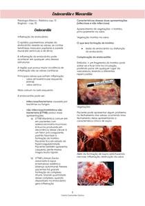 Endocardite e Miocardite