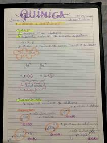 isótonos e isoeletrônicos