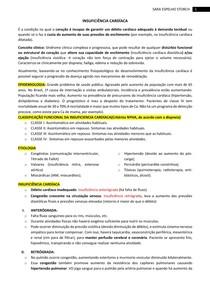 AULA 5- INSUFICIENCIA CARDIACA