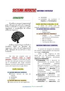 Sistema Nervoso - Anatomia e Histologia Veterinária
