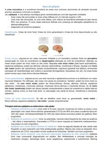 Bases da epilepsia