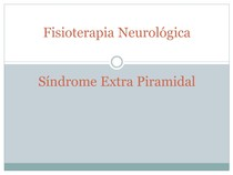 Síndrome Extra Piramidal