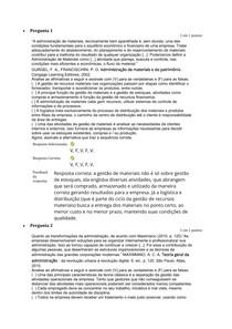 GESTAO EM SERVICOS DE SAUDE - EAD 2
