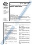 NBR 07198 - 1993 - Projeto e Execução de Instalações Prediais