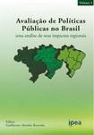 Avaliação de Políticas Públicas no Brasil Vol.1