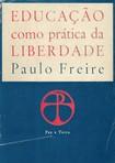 livro freire educacao pratica liberdade