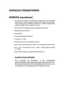 SARNAS - escabiose