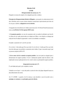 LINDB - Arts 03 e 04