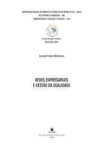 Apostila UNIJUÍ - Redes empresariais e gestão da qualidade