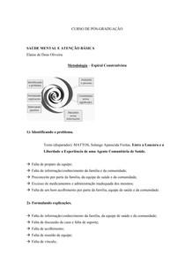 Metodologia Espiral Construtivista