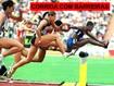 atletismo provas com Barreira