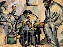 Pedicuro-Kasimir Malevich