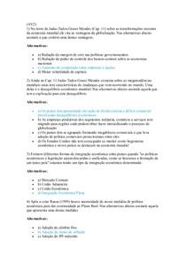 AV2 introdução à economia