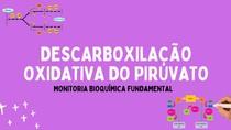 Descarboxilação Oxidativa do Piruvato