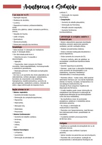 Analgesia e Sedação em UTI