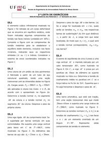 lista de exercícios - tensão