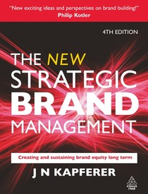11 New Strategic Brand Management by Philip Kotler   4th Edition