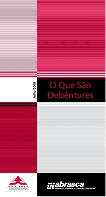 cartilha debentures