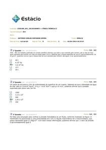Av1 e Av2 - Física Teórica 2 2014.01