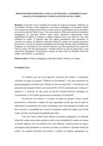 ARTIGO PROJETO NA EI (1)