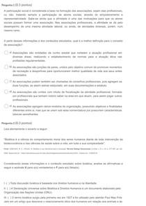 teste2-Nutrição Profissão e Ética
