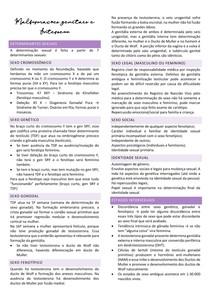 Ginecologia Infanto puberal - malformaçõese intersexo