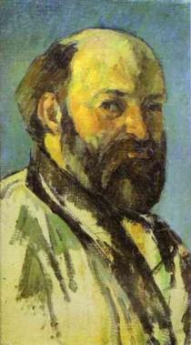 Paul Paul Cézanne - Self Portrait Paul