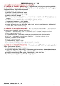 INDICAÇÕES DE ULTRASSONOGRAFIA NA GESTAÇÃO