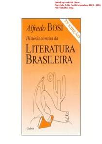 Historia Concisa Da Literatura Brasileira Pdf