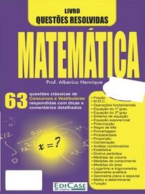 Questões Resolvidas - Matemática (2019-06) - Rita de Cassia Ofrante