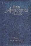 biblia apologética de estudo