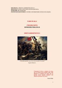 SERVIDORES PÚBLICOS III