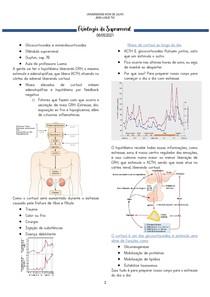 Fisiologia da Suprarrenal