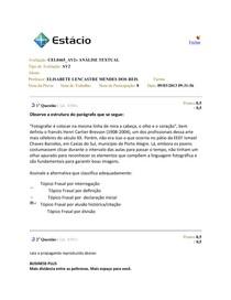 CEL0014-WL-AV2-Análise Textual-Prova-07