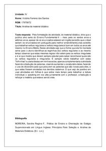 ATIVIDADES REFLEXIVA 4
