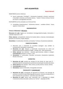 Anti-helmínticos (Farmacologia)
