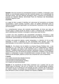 MODELO DE PROVA TGA 1