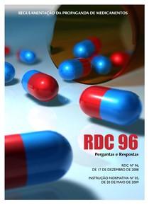 RDC 96 - Legislação Profissional Farmacêutica ac3431ca66a