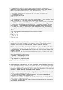 avaliacao 2 lingua brasileira de sinais