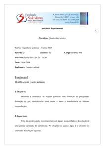 Experimento 1  - 9849