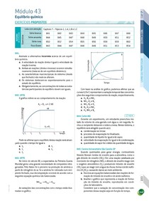 (Curta / Salve / Siga) Equilíbrio químico I - Kc e Kp