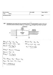 Lista de Exercícios de Mecânica dos fluidos