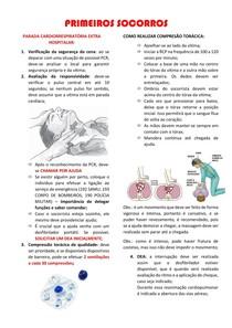 Parada cardiorrespiratória e desobstrução das vias aéreas
